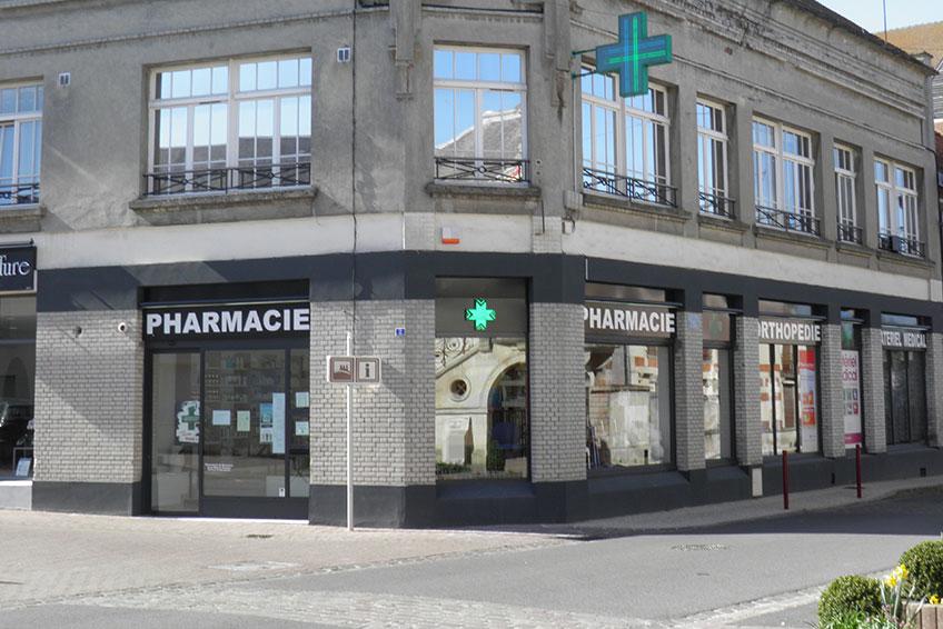 pharmacie-de-bruyère-Lac-de-l'ailette-Laon
